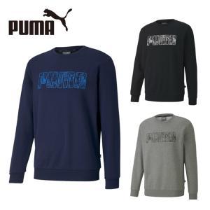 プーマ スウェットトレーナー メンズ KA クルースウェット 583585 PUMA