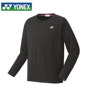 ヨネックス テニスウェア バドミントンウェア Tシャツ メンズ レディース  長袖 ロングスリープT...