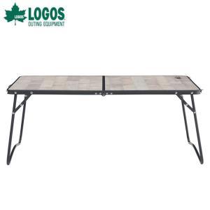 ロゴス LOGOS アウトドアテーブル 大型テーブル ROSY カートローテーブル 73188040