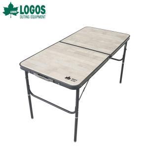ロゴス LOGOS アウトドアテーブル 大型テーブル ROSY ファミリーテーブル 12060 73...