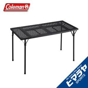 コールマン アウトドアテーブル グリルテーブル 3ウェイBBQテーブルセット 3-WAY BBQ T...