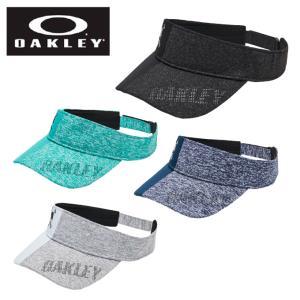 オークリー ゴルフ  サンバイザー メンズ SKULL HYBRID VISOR 15.0 FOS900662 OAKLEY|ヒマラヤ PayPayモール店