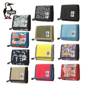 チャムス CHUMS 財布 メンズ レディース リサイクルマルチウォレット ウォレット CH60-3141 ヒマラヤ PayPayモール店