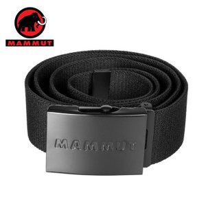 マムート MAMMUT ベルト メンズ ロゴ ベルト Logo Belt 1192-00140 0001|ヒマラヤ PayPayモール店