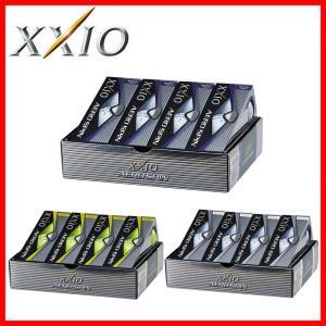 ゼクシオ(XXIO)  ゴルフボール  XXIO AERO SPIN エアロスピン  1ダース(12個入り) 【GLPB】