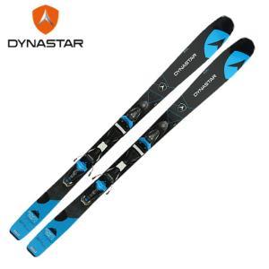 ディナスター DYNASTAR スキー板 セット金具付 POWERTRACK79 Ca FLUID X+NX 11 FLUID 【金具付き 取付料無料】|himaraya