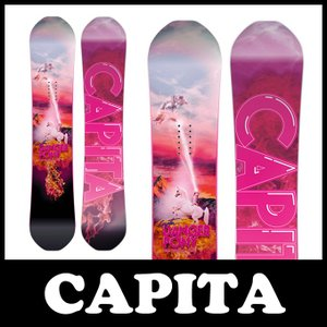 キャピタ CAPITA スノーボード板 レディース JESS KIMURA PRO ジェス キムラ プロ スノーボード スノボ ボード 2017 16/17 リバースキャンバー himaraya