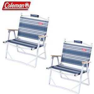 コールマン アウトドアチェア2点セット ファイアープレイスフォールディングチェア 2000031288 Coleman|himaraya