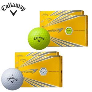 キャロウェイ Callaway ゴルフボール 2ダース 1ダース12個入り ウォーバード WARBIRD 2017