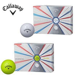 キャロウェイ Callaway ゴルフボール 1ダース 12個入 SUPERSOFT スーパーソフト ボール