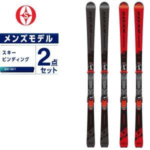 オガサカ OGASAKA スキー板 セット金具付 メンズ スキー板+ビンディング KS-GP +PRD12 GW|ヒマラヤ PayPayモール店