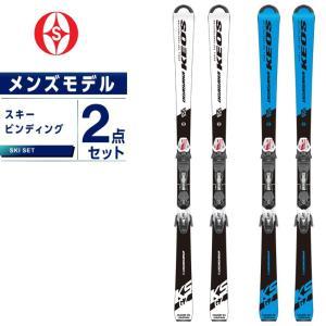 オガサカ OGASAKA スキー板 セット金具付 メンズ スキー板+ビンディング KS-GZ +SLR10 GW|ヒマラヤ PayPayモール店
