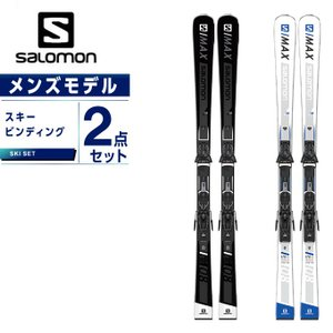 サロモン スキー板 セット金具付 メンズ スキー板+ビンディング S/MAX 8 +Z10 GW salomon|ヒマラヤ PayPayモール店