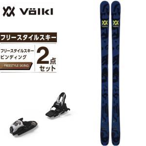 フォルクル Volkl スキー板 セット金具付 メンズ フリースタイルスキー スキー板+ビンディング BASH 81 DEMO +FDT TLT10|himaraya