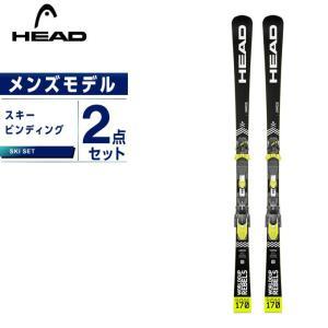 ヘッド HEAD スキー板 セット金具付 メンズ スキー板+ビンディング WORLDCUP REBELS I RACE +FF EVO11|ヒマラヤ PayPayモール店