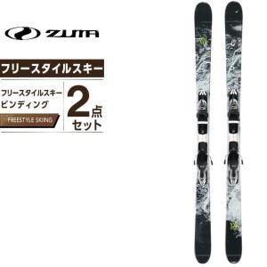ツマ ZUMA スキー板 セット金具付 メンズ フリースタイルスキー スキー板+ビンディング MONO +EXPRESS10