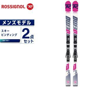 ロシニョール ROSSIGNOL スキー板 セット金具付 メンズ スキー板+ビンディング DEMO DELTA +XPRESS11|ヒマラヤ PayPayモール店
