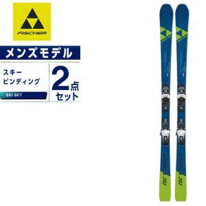 フィッシャー FISCHER スキー板 セット金具付 メンズ スキー板+ビンディング RC TREND +RS9 GW SLR|ヒマラヤ PayPayモール店