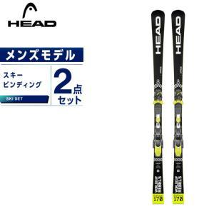 ヘッド HEAD スキー板 セット金具付 メンズ スキー板+ビンディング WORLDCUP REBELS I RACE + FF EVO14|ヒマラヤ PayPayモール店