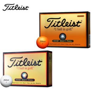 飛距離とスピン性能を求めるゴルファー向けのボールです。 ■カラー:WH、OR ■構造:2ピース ■コ...
