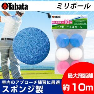 タバタ TABATA ゴルフ 練習用 練習器具 トレーニングボール 練習器 ミリボール GV-0304 himaraya