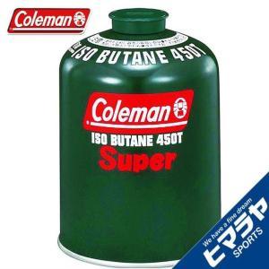 コールマン ガスカートリッジ 純正イソブタンガス燃料[Tタイプ]470g 5103A450T coleman|himaraya