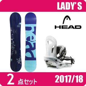 スノーボード 2点セット レディース ヘッド HEAD  P...