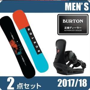 スノーボード 2点セット メンズ バートン BURTON I...