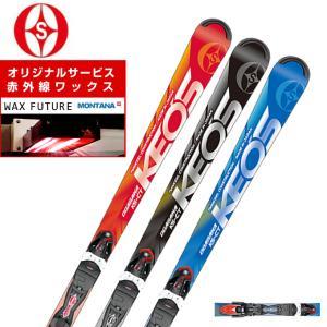 オガサカ OGASAKA スキー板 セット金具付 メンズ KS-CT + PR11 GW【WAX】|ヒマラヤ PayPayモール店