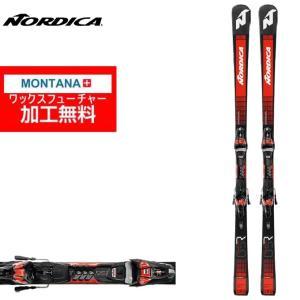 ノルディカ NORDICA スキー板 セット金具付 メンズ DOBERMANN GSR RB +XCELL14FDT 【wax】|ヒマラヤ PayPayモール店