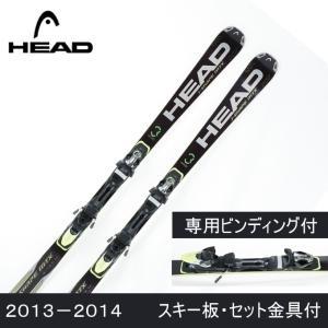 ヘッド HEAD スキー板 セット金具付 i.SHAPE MTX PRX12S + PRX 12S|himaraya
