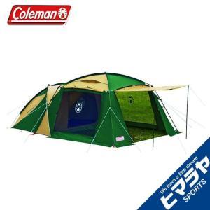 コールマン Coleman テント 大型テント ラウンドスクリーン2ルームハウス 170T14150J od|himarayaod