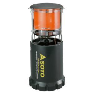 ソト SOTO ガスランタン 虫の寄りにくいランタン ST-233 od|himarayaod