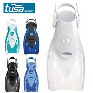 ツサ スポーツ TUSA SPORT フィン メンズ レディース ジュニア コンパクトストラップフィン UF21 od himarayaod