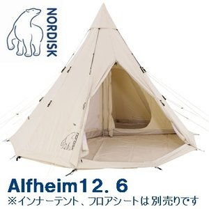 ノルディスク NORDISK テント 大型テント AlfheiM12.6Basic 142013 od himarayaod