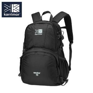 【バッグ特集】カリマー karrimor バックパック セクター18 55112 od|himarayaod