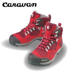 キャラバン Caravan トレッキングシューズ ゴアテックス レディース C1-02S GTX 10106 od|himarayaod