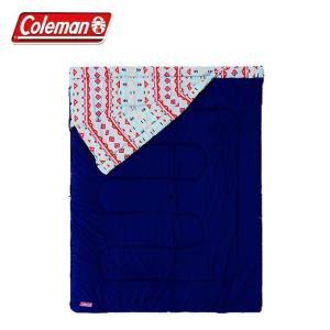 コールマン(ColeMan) シュラフ・寝袋(封筒型) アドベンチャースリーピングバッグ/C5 2000022260 【2人用】 od|himarayaod