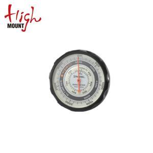 ハイマウント Highmount アウトドアアクセサリー 高度計 ケース付 11232 od|himarayaod