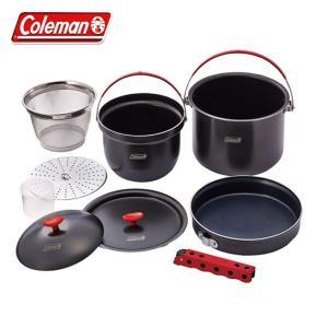 コールマン 調理器具セット 鍋 フライパン アルミクッカーコンボ 2000026764 coleman od himarayaod