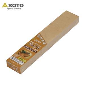 ソト SOTO スモークチップ スモークウッド ブレンド ST-1556 od