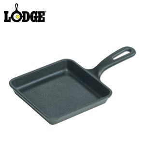 ロッジ LODGE 調理器具 スキレット スクエア スキレット 5インチ 19240054000005 od|himarayaod