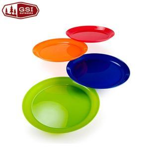 ジーエスアイ GSI 食器セット コップ グルメプレートセット 4枚セット 11871925 od|himarayaod