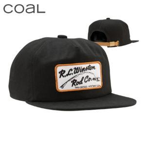 コール COAL アクセサリー キャップ メンズ レディース The Winston SE BLACK od|himarayaod
