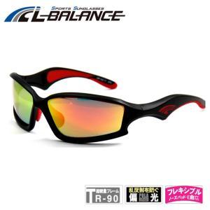 エルバランス L-BALANCE サングラス SUNGLASS 偏光 LBP-432-1 od|himarayaod