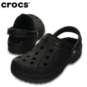 【送料無料】 クロックス crocs サンダル メンズ レディースcrocs winter clog クロックス ウィンター クロッグ 203766-060 サンダル くろっくす od