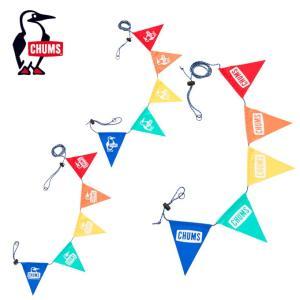 チャムス CHUMS アウトドアアクセサリー Logo Garland ロゴガーランド CH62-1082 od|himarayaod