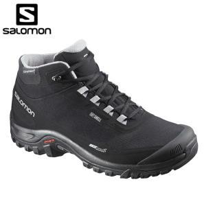 サロモン salomon スノーブーツ 冬靴 メンズ SHELTER CS WP シェルタークライマシールドウォータープルーフ L37281100 od|himarayaod