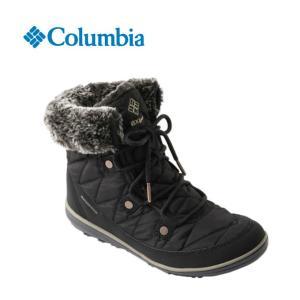 コロンビア Columbia スノーブーツ・冬靴 レディース ウィメンズ ヘブンリーショーティーIIオムニヒートナイロン BL1652 od|himarayaod