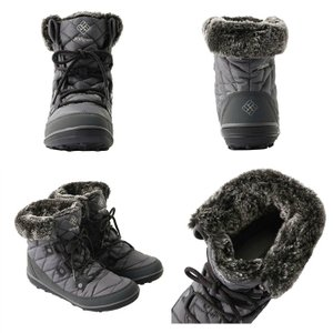 コロンビア Columbia スノーブーツ・冬靴 レディース ウィメンズ ヘブンリーショーティーIIオムニヒートナイロン BL1652 od himarayaod 06